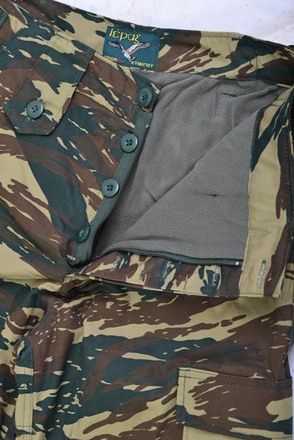 Παντελόνι με εσωτερική θερμομονωτική επένδυση fleece