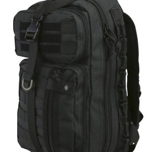 Delta Backpack Μαύρο