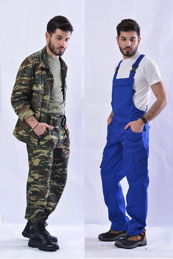 στρατιωτική είδη - εργατικά είδη